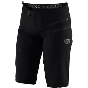 100% Airmatic Pantaloncini Donna, nero